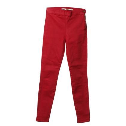 Giambattista Valli Jeans in red
