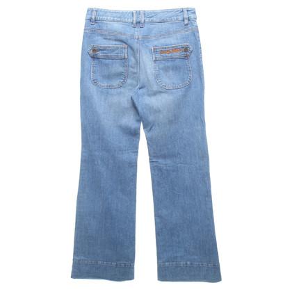 Chloé Jeans in Blauw