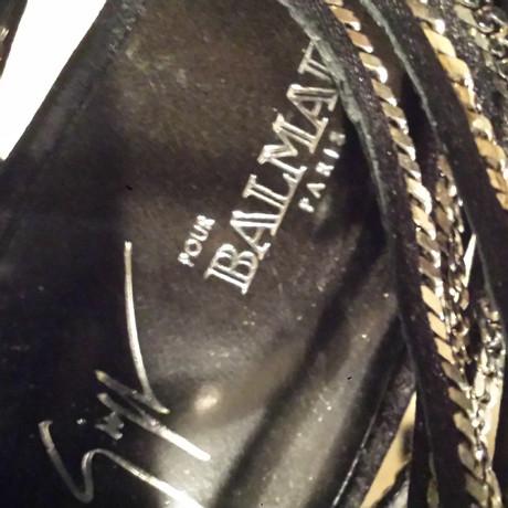 Rabatt Neueste Klassische Online-Verkauf Giuseppe Zanotti Sandaletten Schwarz Günstig Kaufen Sammlungen Verkauf Günstig Kaufen Für Billig Fvz35