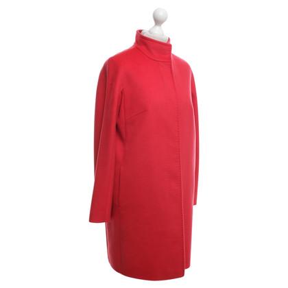 Max Mara Coat in red