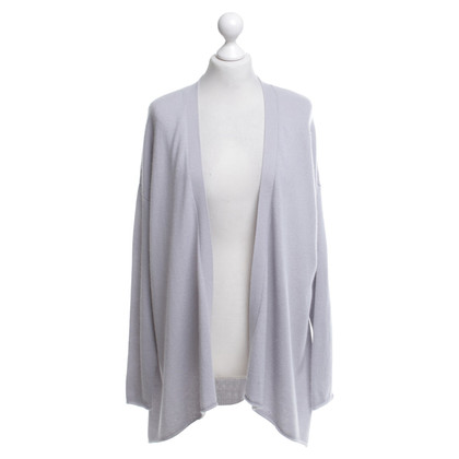 Allude Cardigan in Mauve