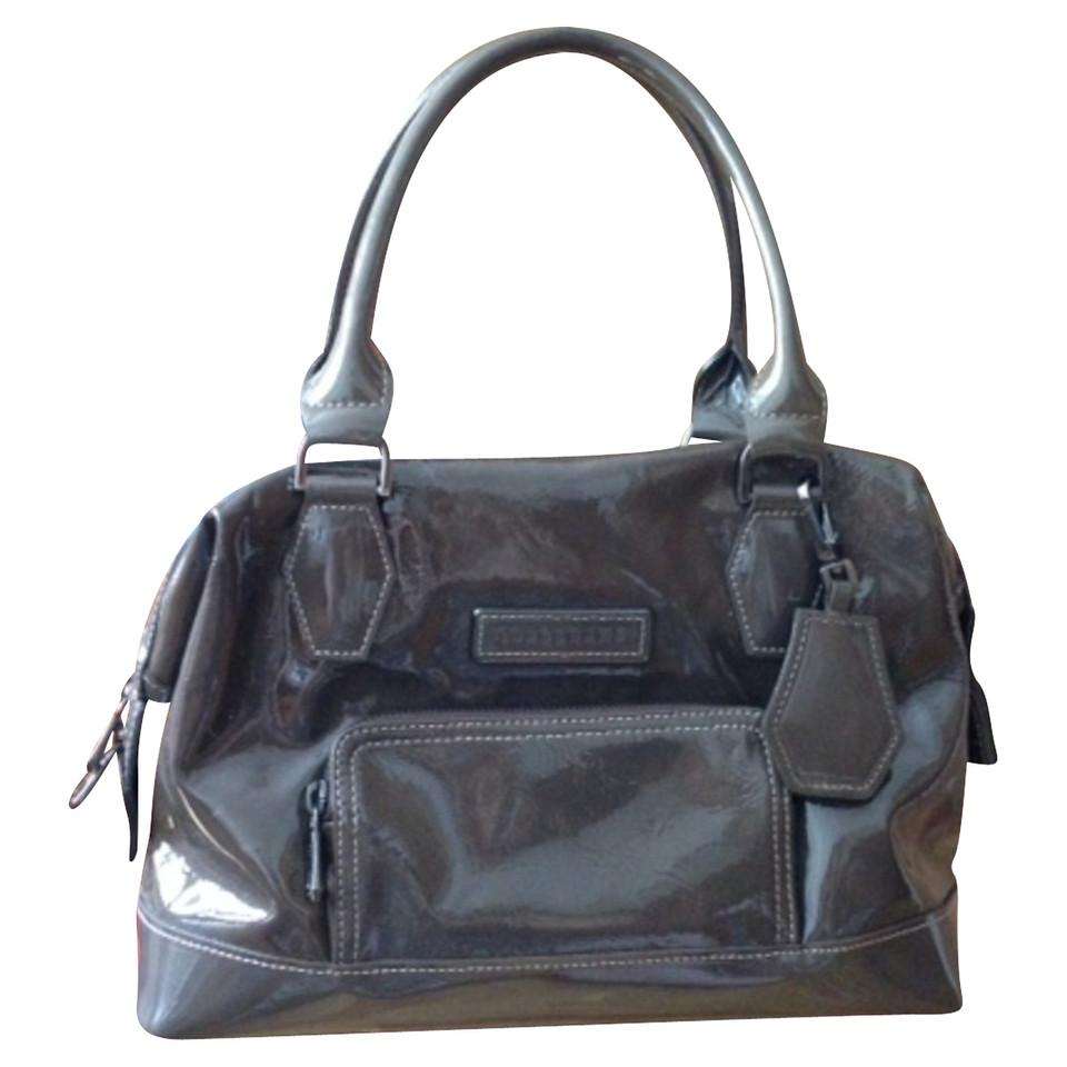 Borse In Pelle Longchamp : Longchamp borsa della pelle verniciata compra