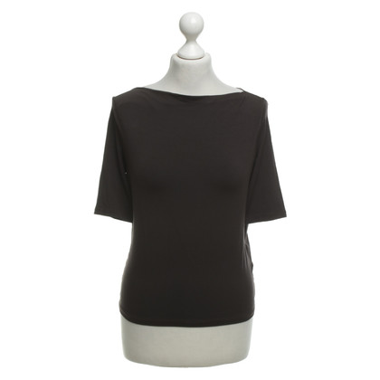 Max Mara Camicia in marrone scuro