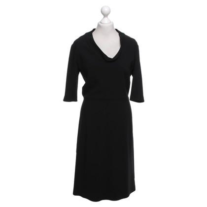 Joseph Dress in black