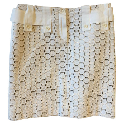 Chloé skirt in cream
