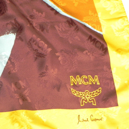 MCM Sciarpa di seta