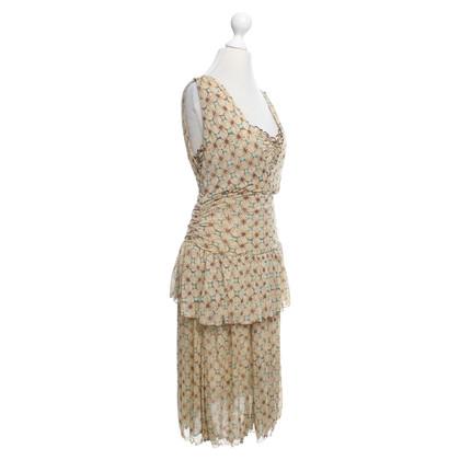 """Diane von Furstenberg Dress """"Coyole"""" met bijpassende top"""