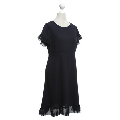 Claudie Pierlot Kleid in Dunkelblau