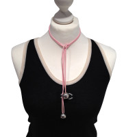 Chanel Choker with silver-pendant