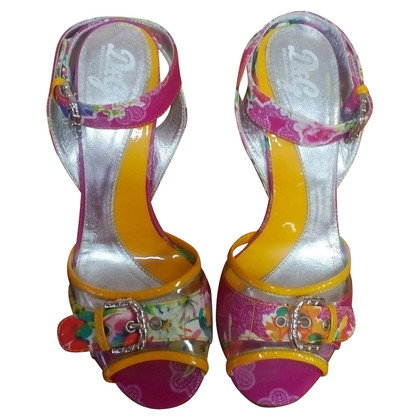 Dolce & Gabbana Colourful Sandals