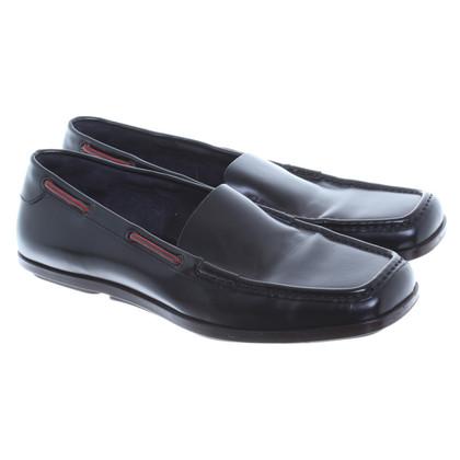 Gucci Klassieke loafer met gedetailleerde