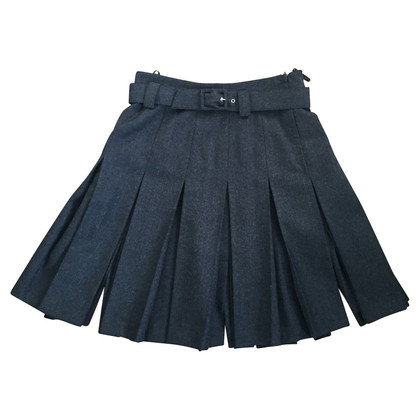 Borbonese Pleated skirt