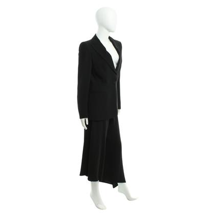 Giorgio Armani Suit in black