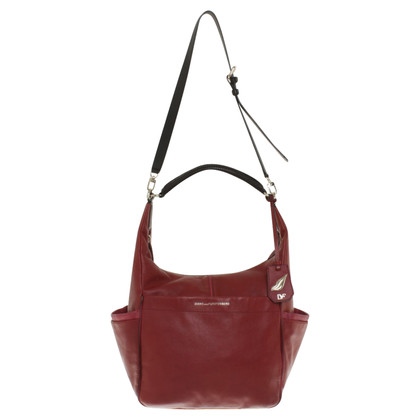 Diane von Furstenberg Handbag in red