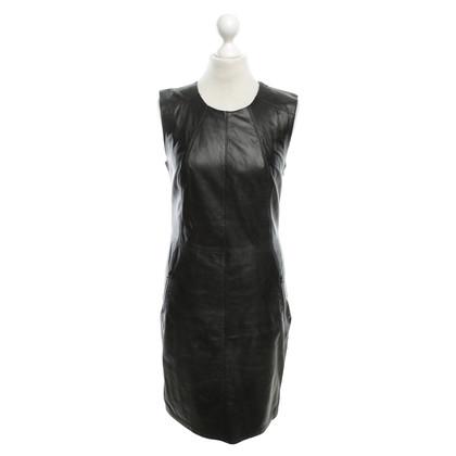 Marc Cain Lederen kleding in zwart