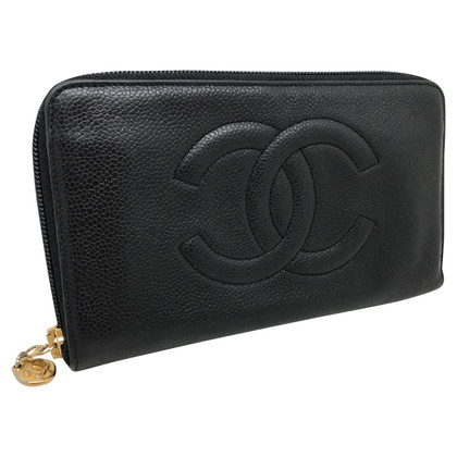 Chanel Wallet with zipper
