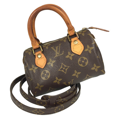 "Louis Vuitton ""Speedy mini HL Monogram Canvas"""