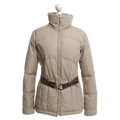 Fay Down jacket in beige
