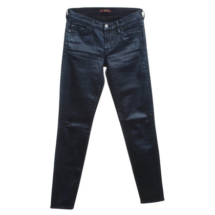 7 For All Mankind trousers in blue