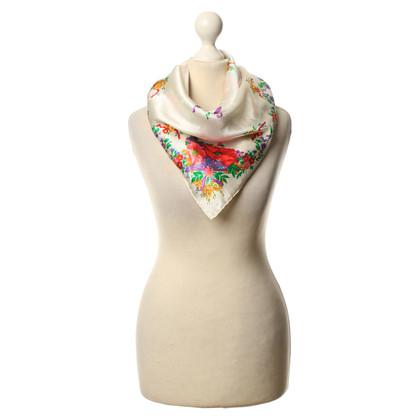 Nina Ricci Zijden sjaal met motief