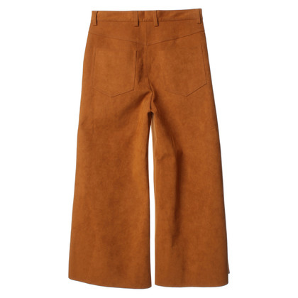 MSGM Pants in camel