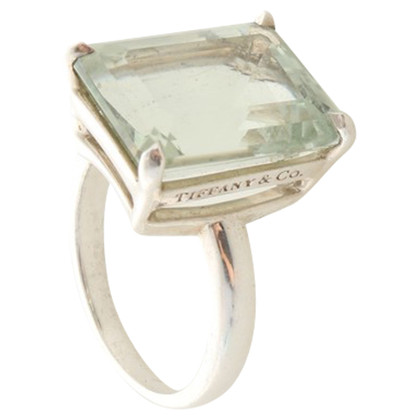 Tiffany & Co. Ring with quartz stone