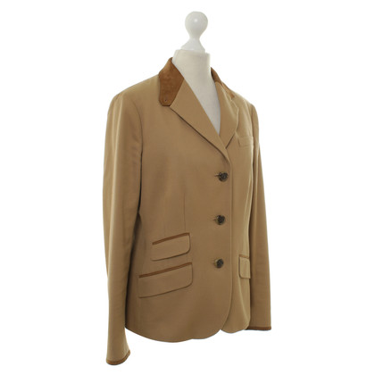 Polo Ralph Lauren Blazer with suede details