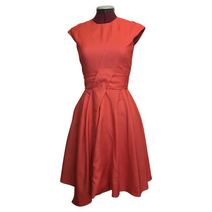 Christian Dior amaranth dress
