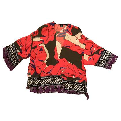 Pinko Kimono aus Seide