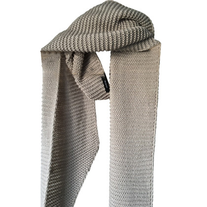 Riani Knitted Scarf in Beige