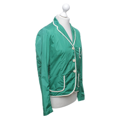 Andere Marke Marina Yachting - Blazer in Grün/Creme