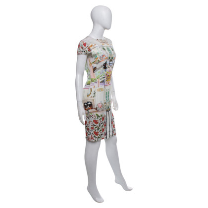 Mary Katrantzou Kleid in Multicolor