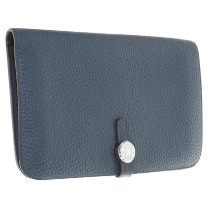 Hermès Briefcase in blue