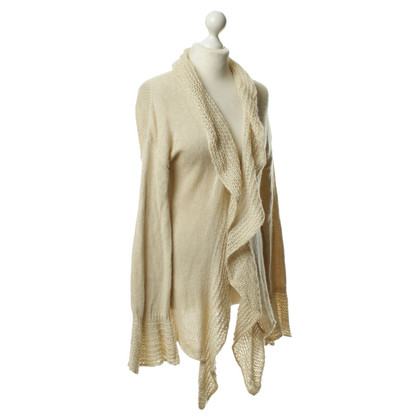 Bruno Manetti Cardigan in beige