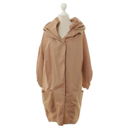 Vanessa Bruno Light summer jacket in Brown
