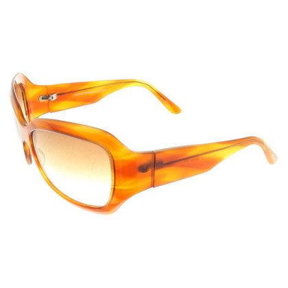 Oliver Peoples Sonnenbrille in Caramelfarben