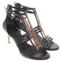 Sigerson Morrison Sandals in black