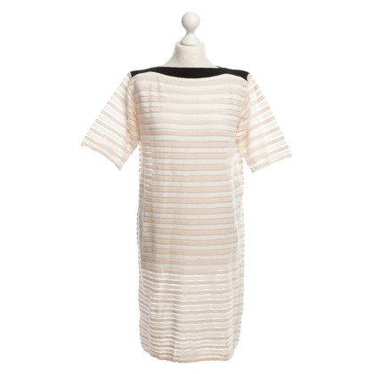 See by Chloé Dress with stripe pattern