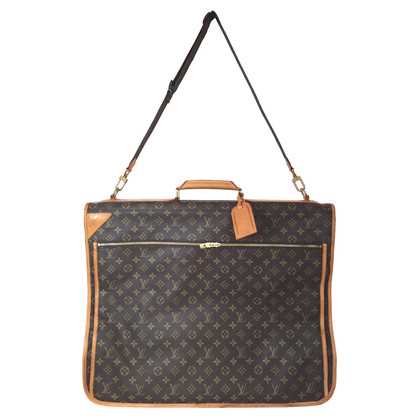 Louis Vuitton Kleidersack aus Monogram Canvas