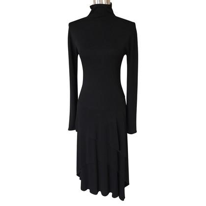DKNY Long dress with bow
