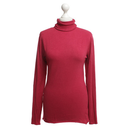 Max & Co Rollkragenpullover in Rot