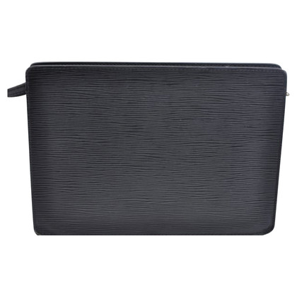 Louis Vuitton clutch made of Epi leather
