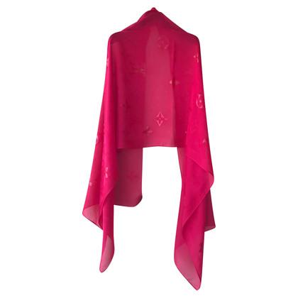 Louis Vuitton Stole of silk / acetate