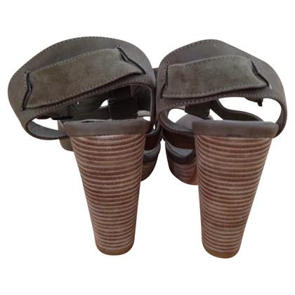 Belstaff high-heeled sandal
