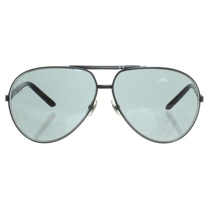 Gucci Vlieger stijl zonnebril
