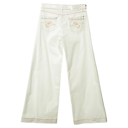 Escada Jeans in wit