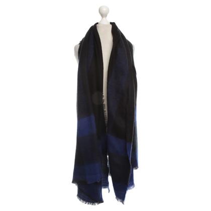 Dolce & Gabbana Panno blu/nero