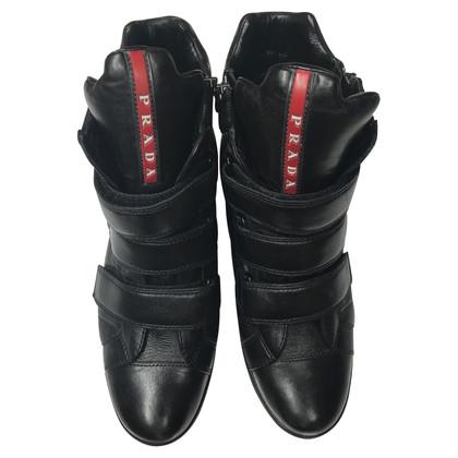 Prada Sneaker wedges
