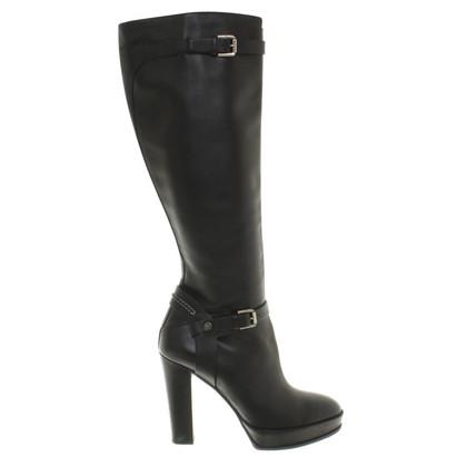 Ralph Lauren Boots in zwart