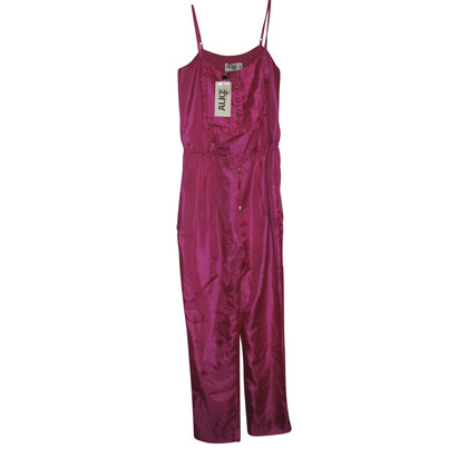 Alice By Temperley Zijden Jumpsuit